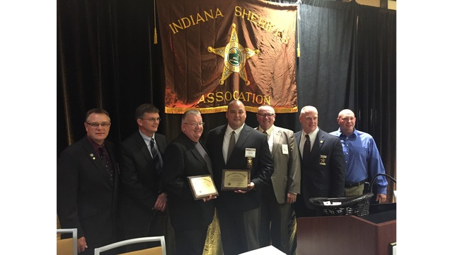 Steuben jail commander recognized
