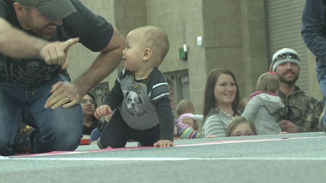 WMEE Baby Fair & Family Expo held at Coliseum