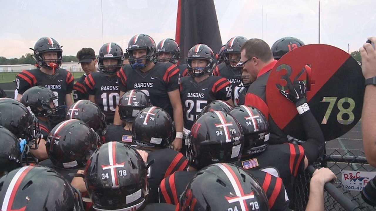 Barons Return To Football Field After Deaths Of Two Players