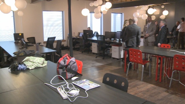 Coworking space opens downtown, brings entrepreneurs together
