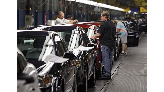 Ohio senators to meet with GM chief over plant closing