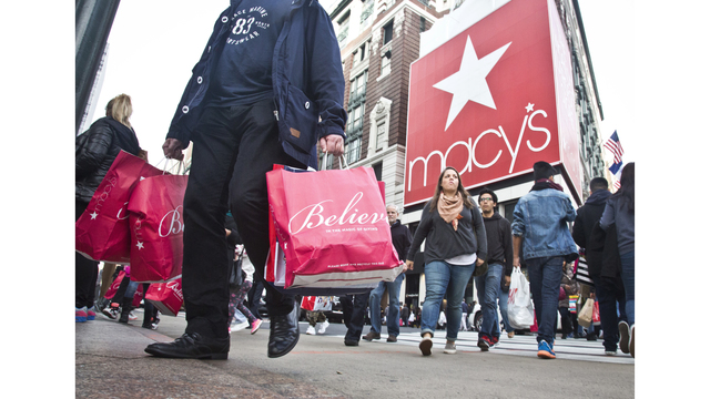 Macy's saw growth for the holidays