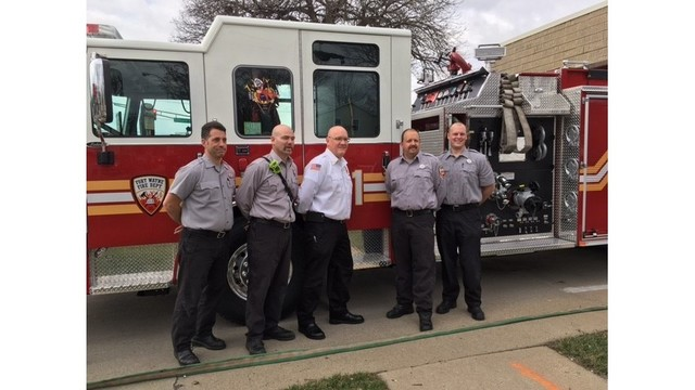 Smoke Alarm Distribution and Installation with Fort Wayne Fire Department