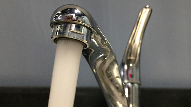 High lead levels found in eight homes, old pipes to blame