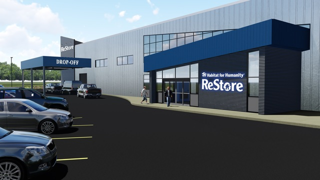 New Habitat for Humanity ReStore open for business