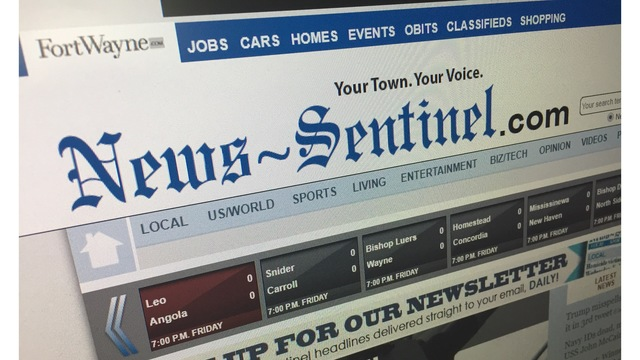 News-Sentinel lays off 7 of 8 remaining employees