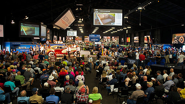 Sales near $20M at Auctions America Auburn Fall auction