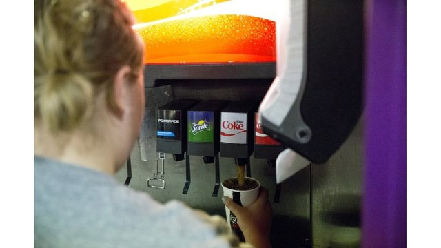 Excitement bubbles up at BYU as caffeinated soda now on sale