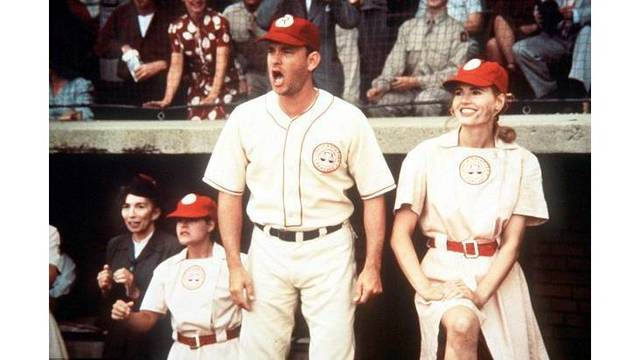 Indiana city to mark anniversary of 'A League Of Their Own'