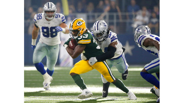 Rodgers lifts Packers over Cowboys 35-31 in another thriller