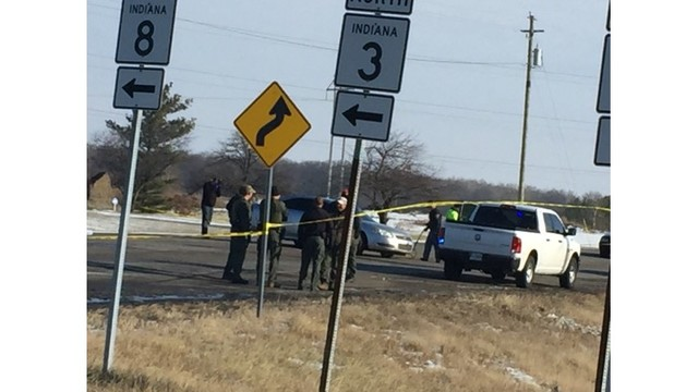 Federal charges filed against bank robbery suspect trooper shot at