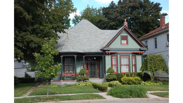 Lakeside Historic District now on National Register of Historic Places