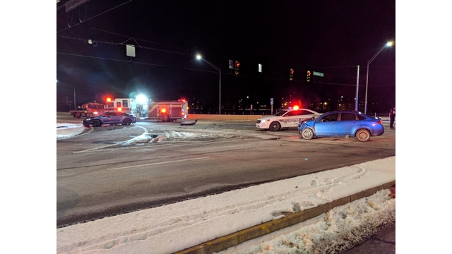 FWPD: Suspected drunk driver crashes into vehicle, 1 critical