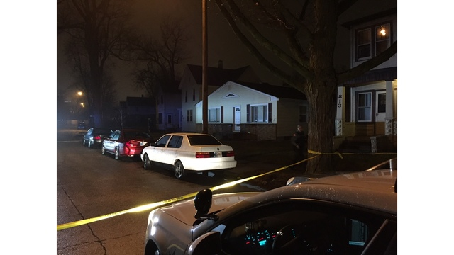 1 injured in shooting on Edgewater Ave. near downtown