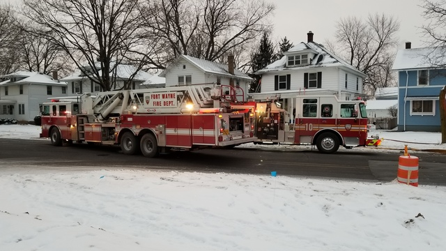 Residents escape fire thanks to Good Samaritan
