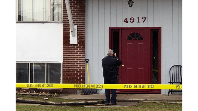 Man killed in shooting at north-side apartment