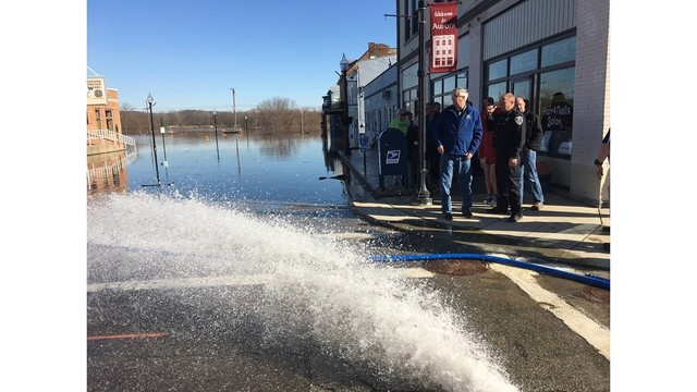 Indiana governor seeks federal assistance following flooding