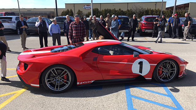 Copyright By Wane All Rights Reserved A Ford Gt