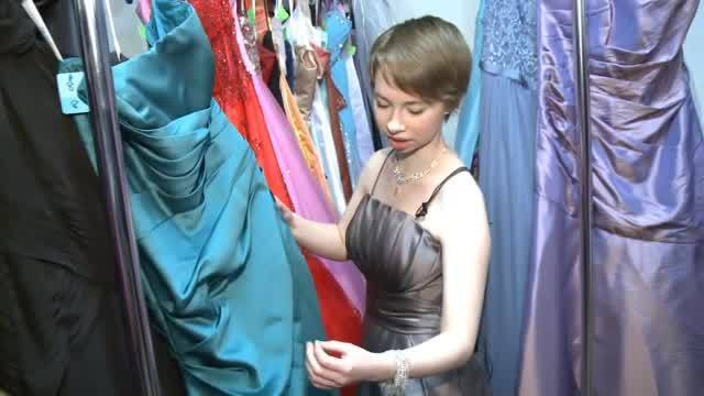 Cinderella Dress Day is Positively Fort Wayne