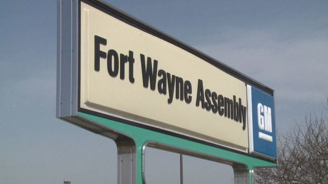 GM hiring workers for Fort Wayne Assembly plant
