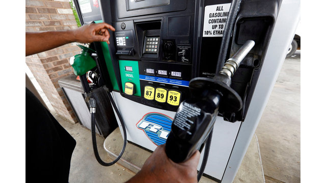 Tax hike fuels jump in Indiana gas prices since last year
