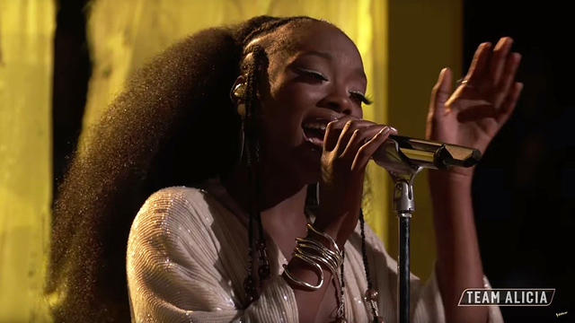 Christiana Danielle's journey on 'The Voice' ends