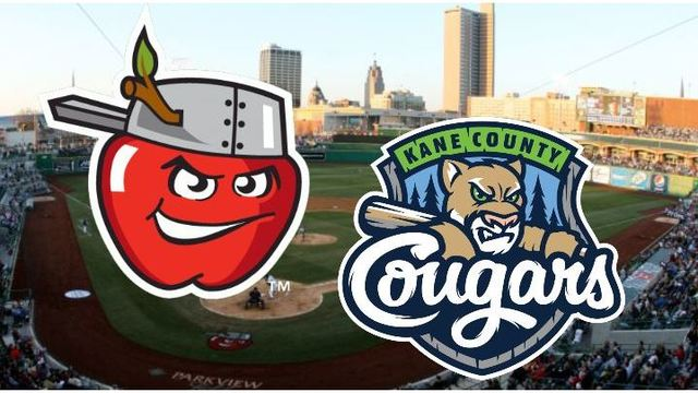 TinCaps fall to Cougars in extra innings