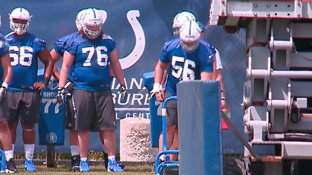 Colts rookies Nelson, Leonard named All-Pro