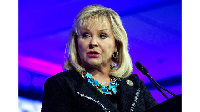Oklahoma governor angers gun and gay rights groups same day