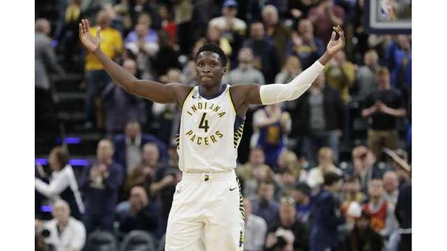 Pace car for Pacer: NBA's Victor Oladipo to start Indy 500