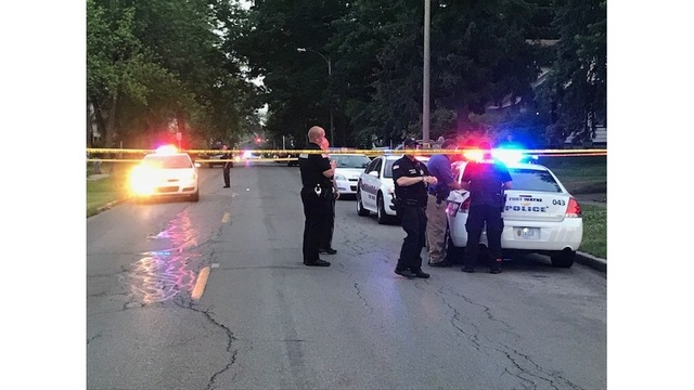 1 hurt in shooting on Hanna St.