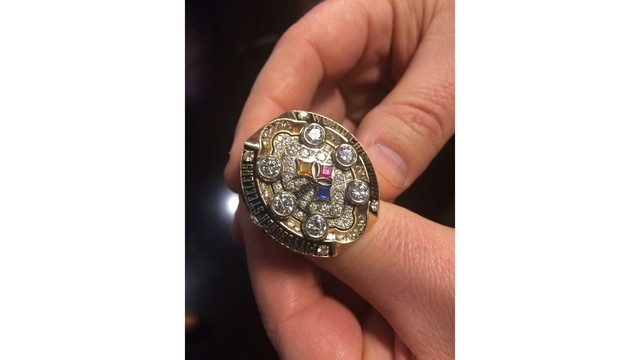 More than 100 phony replica Super Bowl rings found