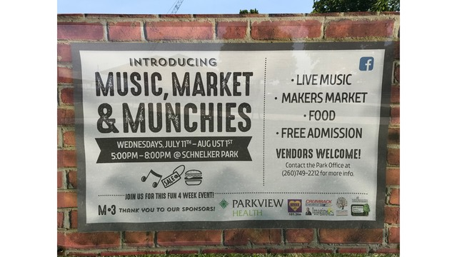 New Haven gears up for Music, Market & Munchies