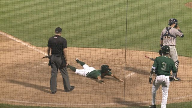 Leasher Solid, But TinCaps Fall