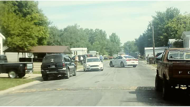 Police at Auburn mobile home park; residents told to avoid area