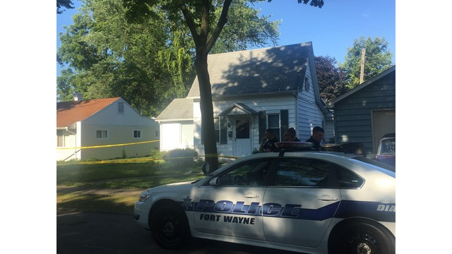 1 critical in shooting on Fort Wayne's south side