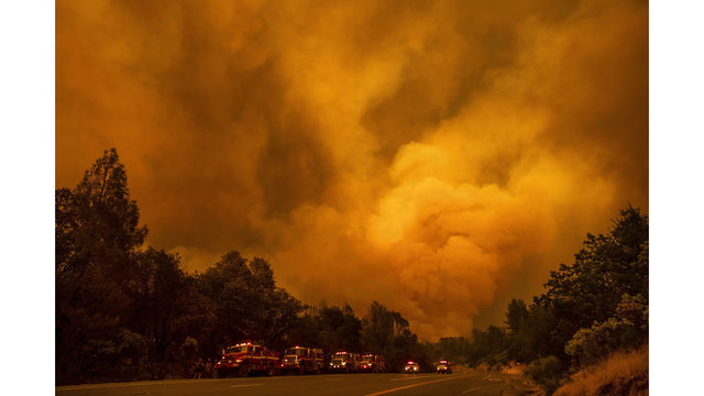 Science Says record heat, fires worsened by climate change