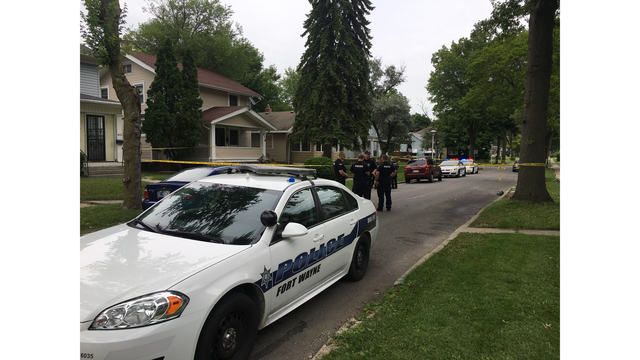 Man in critical condition after a Hamilton Ave. shooting