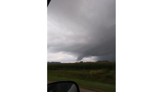 Photos: Severe storms across northeast Indiana