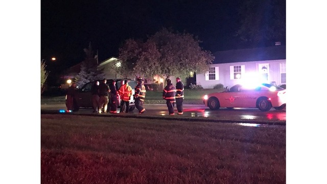 Person hit by car in southern Fort Wayne