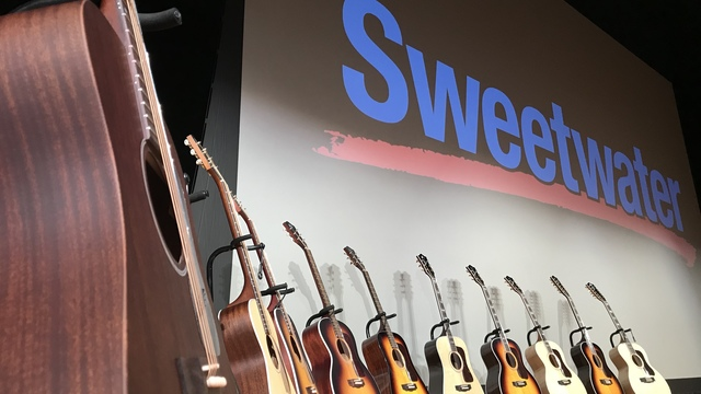 Sweetwater announces record-setting 2018