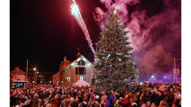 Holcomb to light tree at Fort Wayne's Christmas on Broadway event
