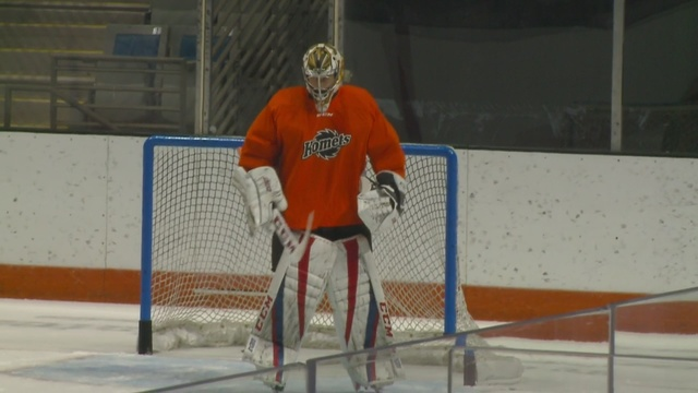 Goaltender Zach Fucale reassigned to Komets