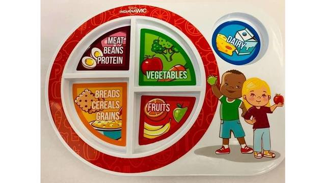 Indiana tells WIC families to get rid of risky plates