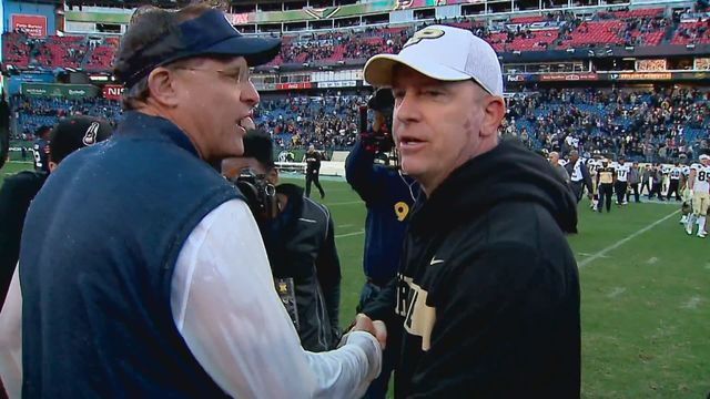 Auburn annihilates Purdue in Music City Bowl