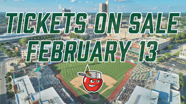 TinCaps tickets for individual games set to go on sale