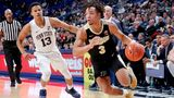 Purdue eliminates defending champ Villanova