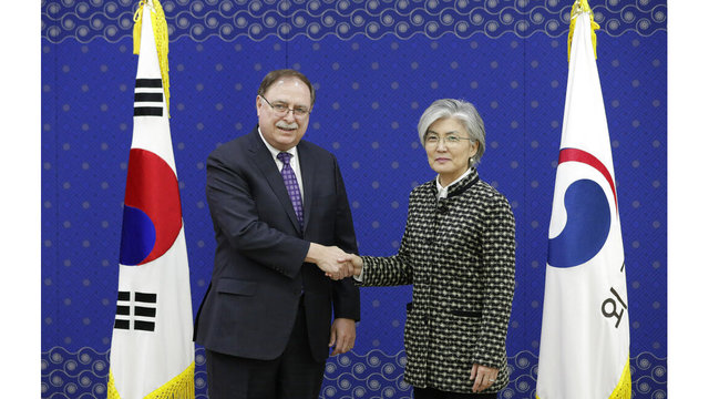 South Korea, US sign new cost-sharing deal for US troops