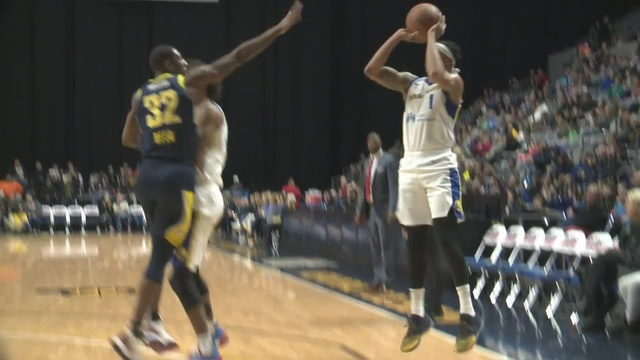Mad Ants fall at Delaware