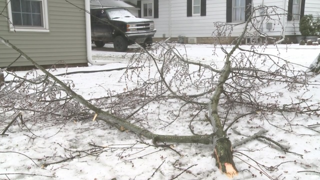 Power restored to most customers in Defiance County